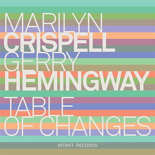 Table of Changes (Live) by Marilyn Crispell