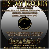Anton Bruckner: Symphony No. 5 in B-Flat Major, WAB 105 - Christoph Willibald Gluck: Alceste Overture (History Records - Classical Edition 57 - Original Recordings Digitally Remastered 2012 In Stereo) by Wilhelm Furtwängler
