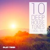 10 Deep House Tunes, Vol. 16 de Various Artists