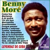 Benny Moré Leyendas de Cuba de Beny More