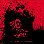 30 Days of Night - Original Motion Picture Soundtrack by Brian Reitzell