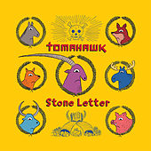 Stone Letter by Tomahawk