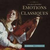 Les plus grandes émotions classiques de Various Artists