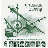 Kousanagan Zartonk: Songs of Armenia's Troubadours von Various Artists