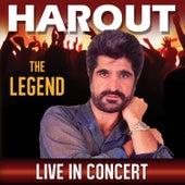 The Legend: Live in Concert von Harout Pamboukjian