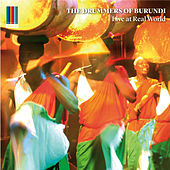 Live at Real World (Real World Gold) by Drummers of Burundi