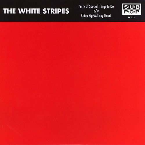Party of Special Things to Do by White Stripes