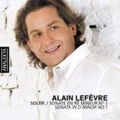 Sonate en Ré Mineur de Soler by Antonio Soler