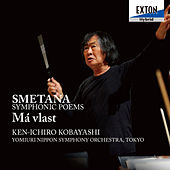 Smetana: Symphonic Poems Ma vlast by Yomiuri Nippon Symphony Orchestra