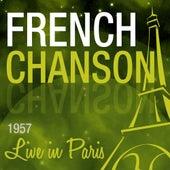 Live in Paris: French Chanson, 1957 de Various Artists