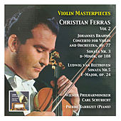 Christian Ferras, Vol. 2: Brahms & Beethoven (Remastered 2015) by Christian Ferras