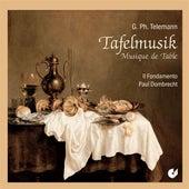 Telemann: Tafelmusik, Pt. 3 by Various Artists