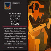 Masters of the Guitar, Vol. 1: Spain by Various Artists