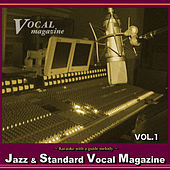 Jazz Standard Vocal Magazine Vol. 1 (Karaoke with a Guide Melody) by Fei