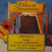 La Música de Iberoamérica Tangos by Various Artists