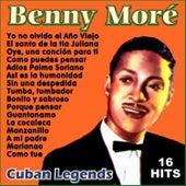 Benny Moré Cuban Legends de Beny More