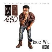 Mr 12:30 de Rico Wil