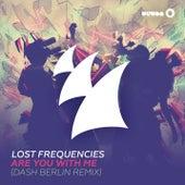 Are You With Me (Dash Berlin Radio Edit) de Lost Frequencies