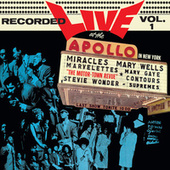 Recorded Live At The Apollo, The Motortown Revue by Various Artists
