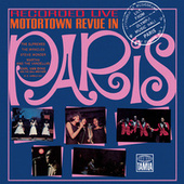 Recorded Live Motortown Revue In Paris de Various Artists