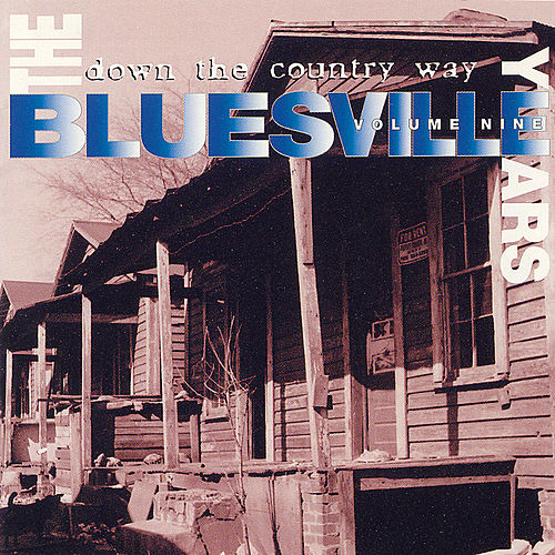 The Bluesville Years Vol. 9: Down The Country Way by Various Artists