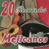 20 Recuerdos Mejicanos de Various Artists