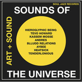 Soul Jazz Records Presents Sounds of the Universe: Art + Sound 2012-15 Vol.1 de Various Artists