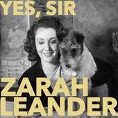 Yes, Sir by Zarah Leander (1)
