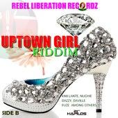 Uptown Girl Riddim (Side B) de Various Artists