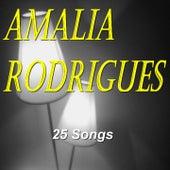 Amalia Rodrigues (25 Songs) de Amalia Rodrigues