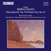 Piano Quartet / Piano Trio de Leon Boellmann