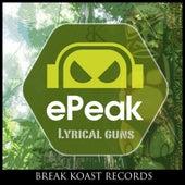 Lyrical Guns - EP von Various Artists