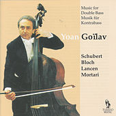 Music for Double Bass by Various Artists