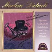 Wenn ich mir was wünschen dürfte (Sämtliche Platten 1928-1931 - Electrola und Ultraphon) by Marlene Dietrich