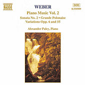 Piano Music Vol. 2 by Carl Maria von Weber