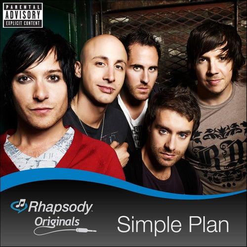 Rhapsody Originals by Simple Plan