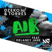 Air (feat. Delaney Jane) by Dzeko
