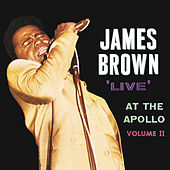 'Live' At The Apollo Vol. II by James Brown
