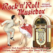 Rock'n'Roll Musicbox - 50 Original Rock'n' Roll Hits by Various Artists