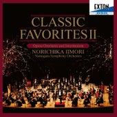 Classic Favorites II: Opera Overtures and Intermezzos by Yamagata Symphony Orchestra