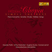 Chopin: Simply the Best de Various Artists
