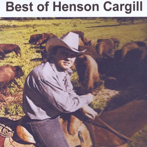 Best of Henson Cargill by Henson Cargill