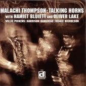 Talking Horns by Malachi Thompson