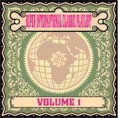 Super International Classic Playlist, Vol. 1 by Oriental Brothers International Band