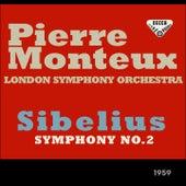 Sibelius: Symphony No. 2 - Dvořák: Symphony No. 7 (1959) de Pierre Monteux