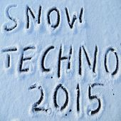 Snow Techno 2015 by Various Artists