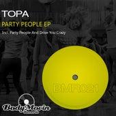 Party People - Single de Topa