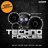 Techno Forces - EP di Various Artists