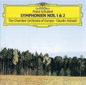 Schubert: Symphonies Nos.1 & 2 di Claudio Abbado