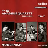 The RIAS Amadeus Quartet Recordings - Modernism von Amadeus Quartet